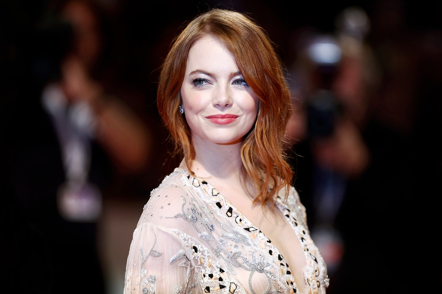 Emma Stone's Engagement Ring: Why Pearls Are Making a Wedding Comeback