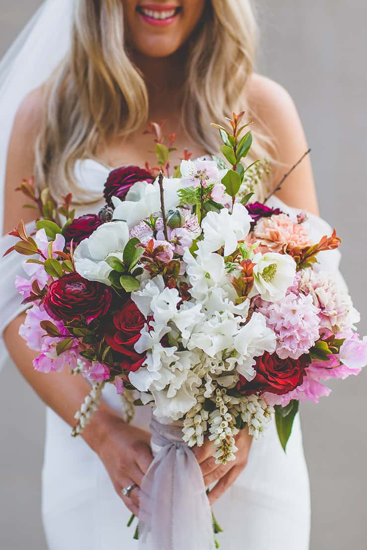 Sensational Bridal Bouquets | Holly Prins Photography