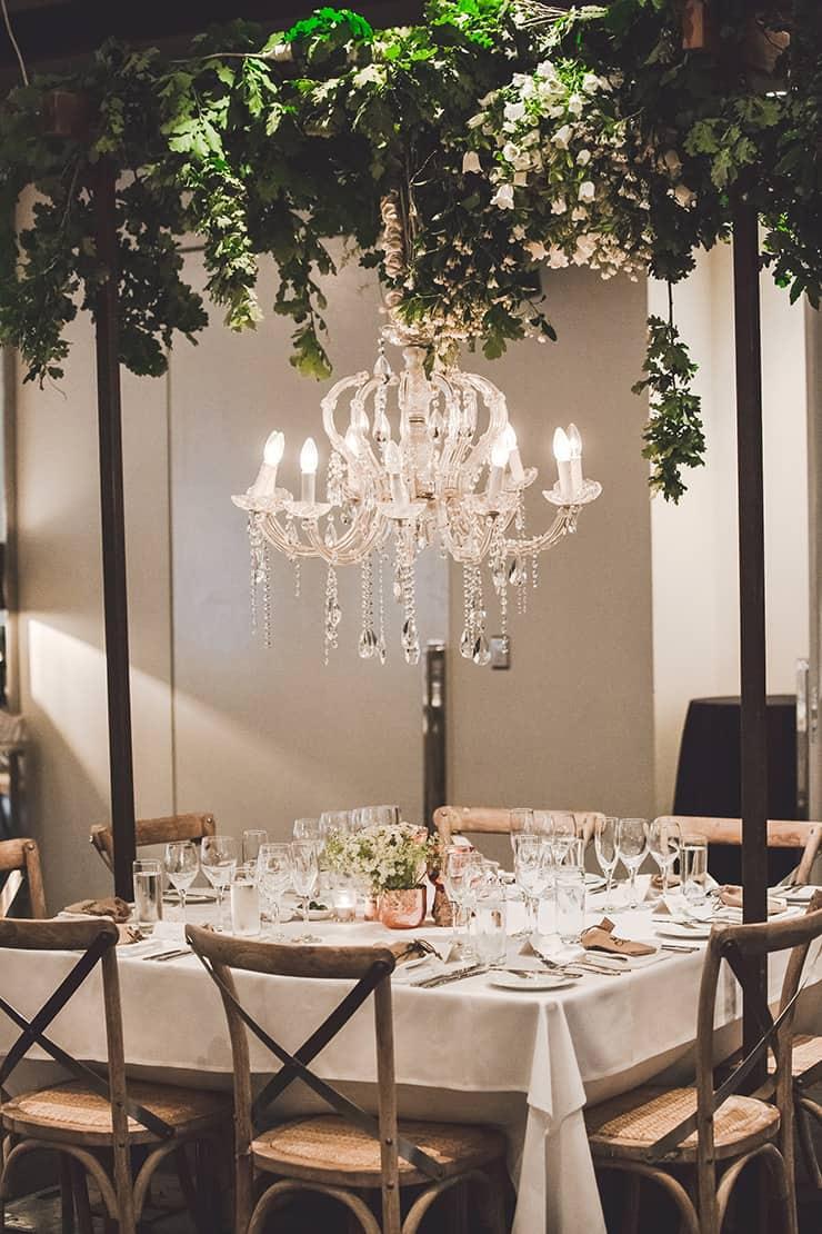 Gorgeous Wedding Reception Centrepiece Ideas   Angela Rose Photography