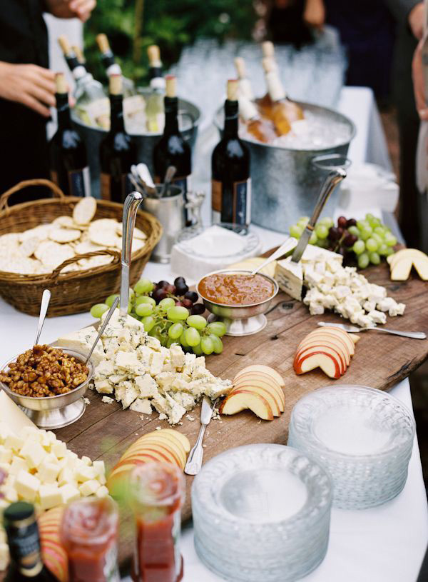 Engagement party grazing platter | Cooper Carras