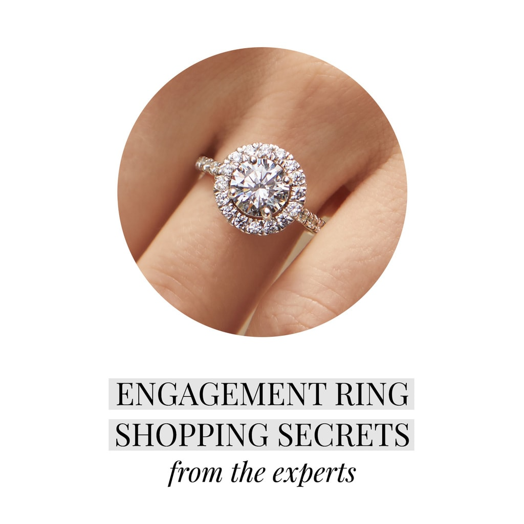 Engagement Ring Shopping Secrets from the Experts