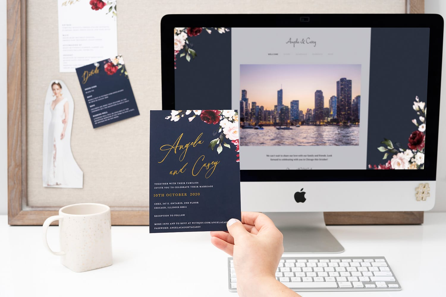 Essential Details to Include in Your Wedding Website