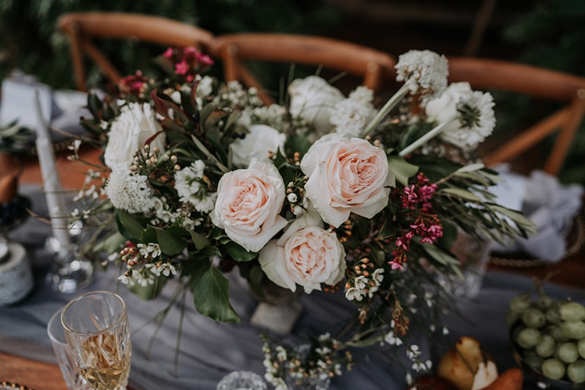 French Bohemian Wedding Inspiration | Bobbi by Design