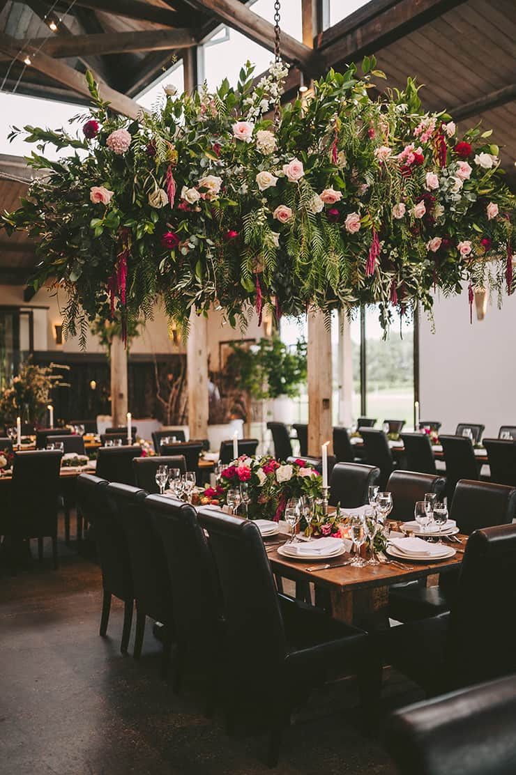 Gorgeous Wedding Reception Centrepiece Ideas | Aparat Photography