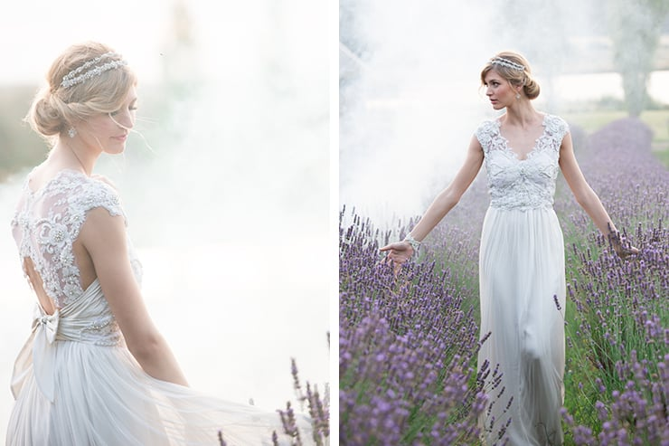 French Provincial Wedding Inspiration Anna Campbell 22