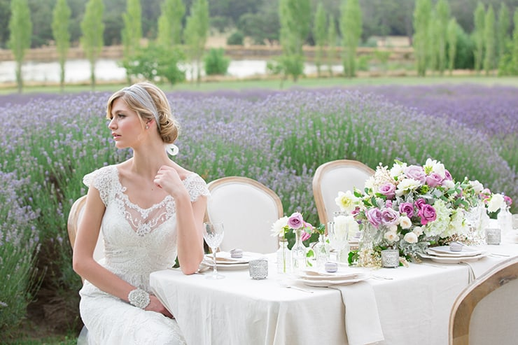 French Provincial Wedding Inspiration Anna Campbell 8