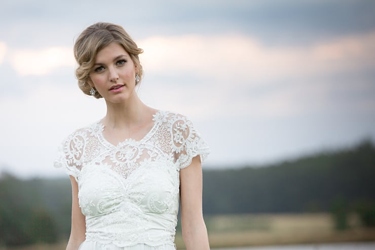 French Provincial Wedding Inspiration Anna Campbell 9