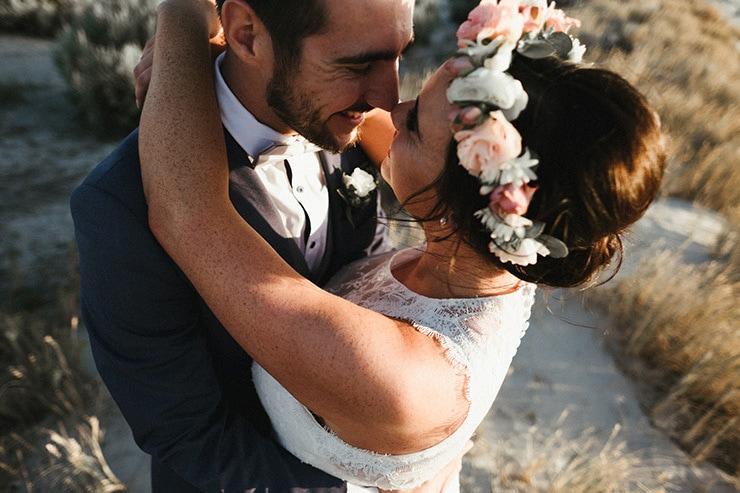 Fresh Coastal Wedding |Bird on the Wall Photography