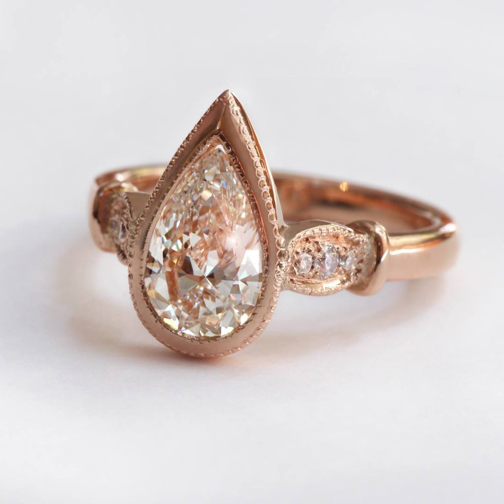 Game-Changing Jewellery Designers for Unique Engagement Rings and Wedding Bands | Zoe Pook