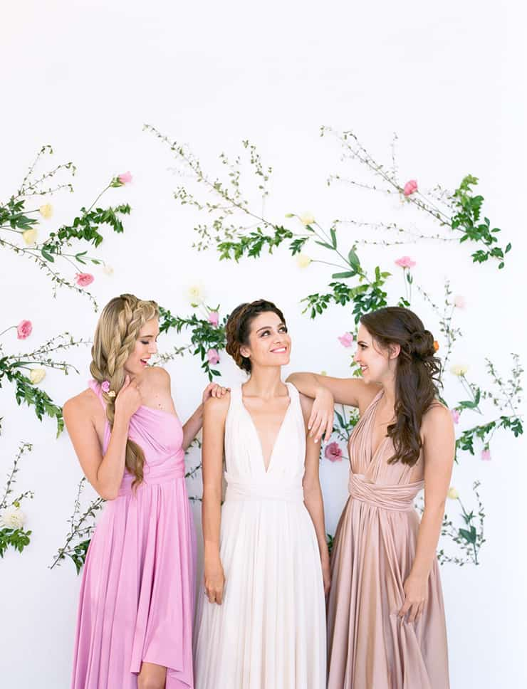 Garden Party Inspired Bridal Shower Ideas