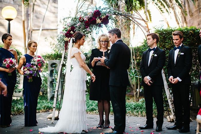 Gaynor Cobby Celebrant Services - Sydney Wedding Celebrant