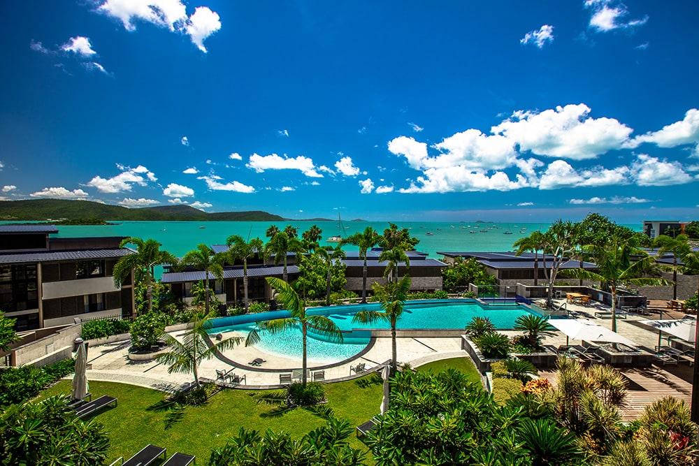 Honeymoon in The Whitsundays | Airlie Beach Accommodation | Mirage Whitsundays Pool