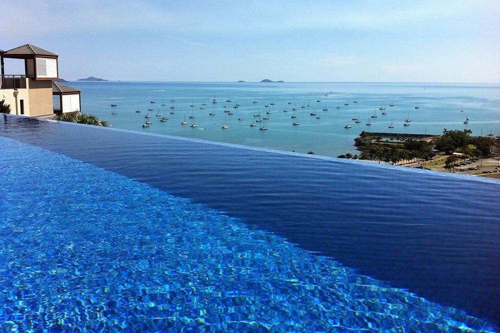Honeymoon in The Whitsundays | Airlie Beach Accommodation | Pinnacles Resort Pool