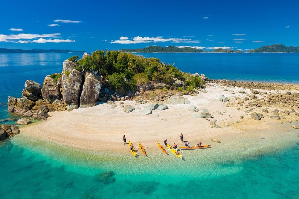 Honeymoon in The Whitsundays | Airlie Beach Experiences | Salty Dog Sea Kayaking