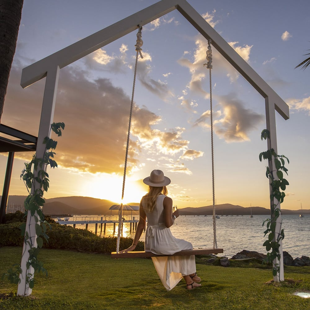 Honeymoon in The Whitsundays | Airlie Beach Restaurants | The Rocks Coral Sea Resort