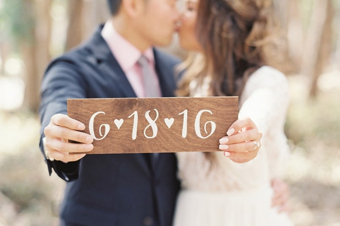 14 Ways to Choose Your Wedding Date