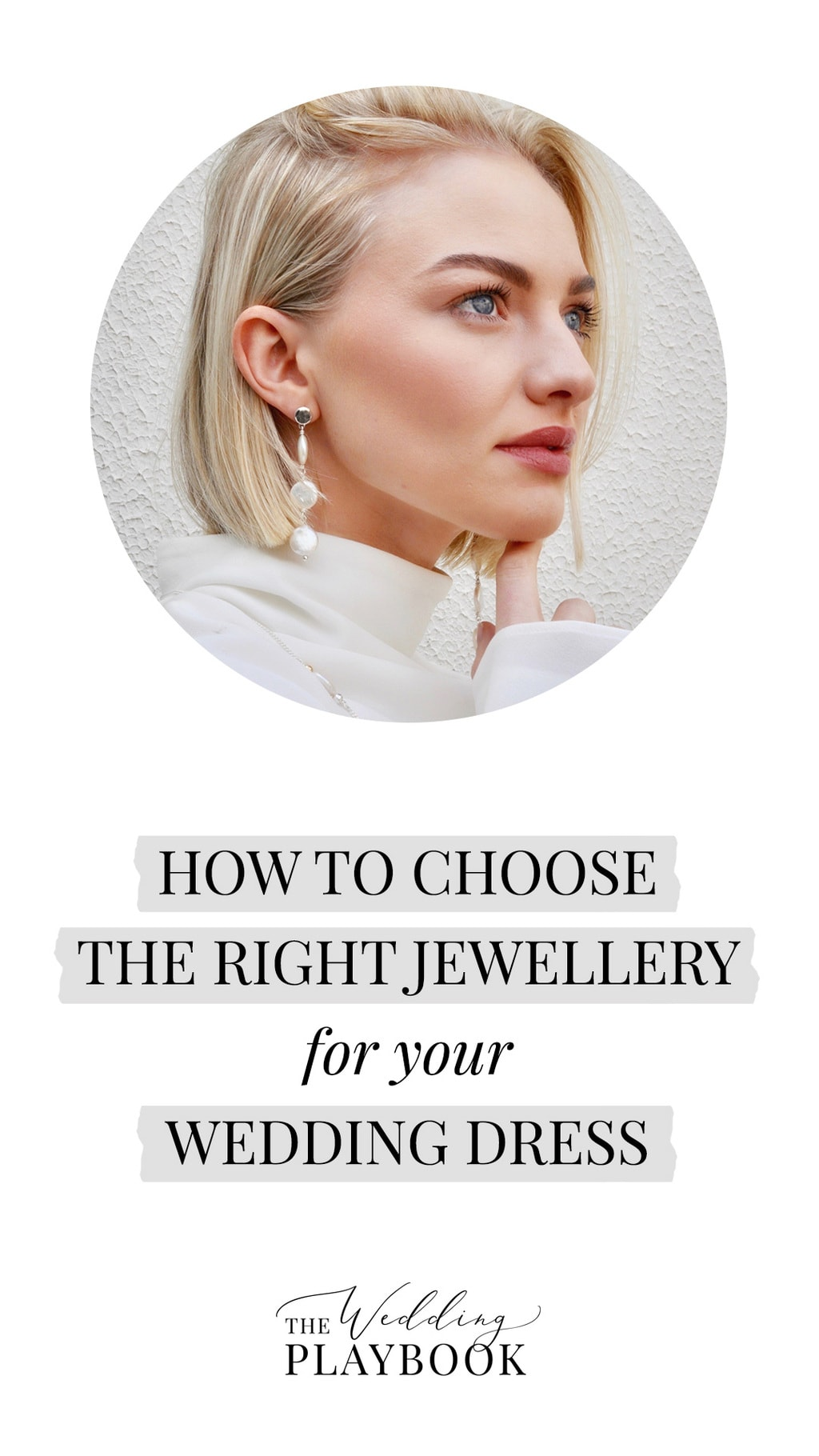 How to Choose the Right Jewellery for Your Wedding Dress with Leoni & Vonk