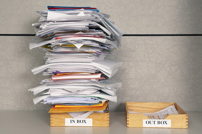 10 Easy Ways to Fight Inbox Overwhelm