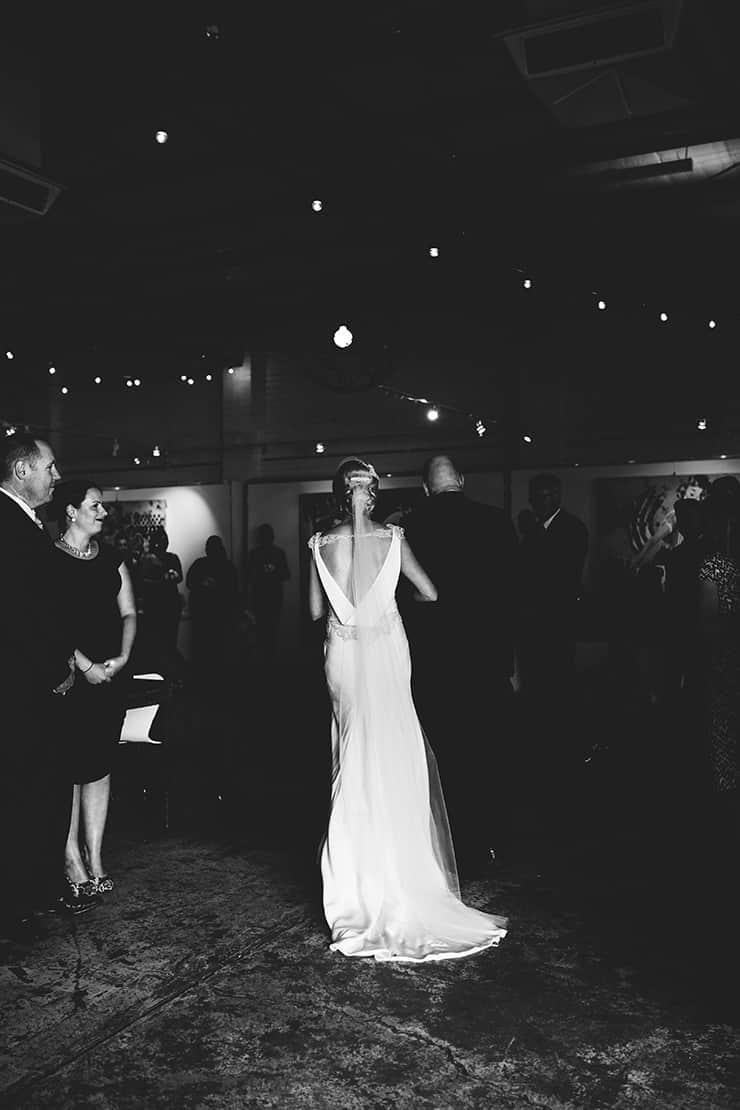 Industrial-Art-Gallery-Wedding-Ceremony-Aisle