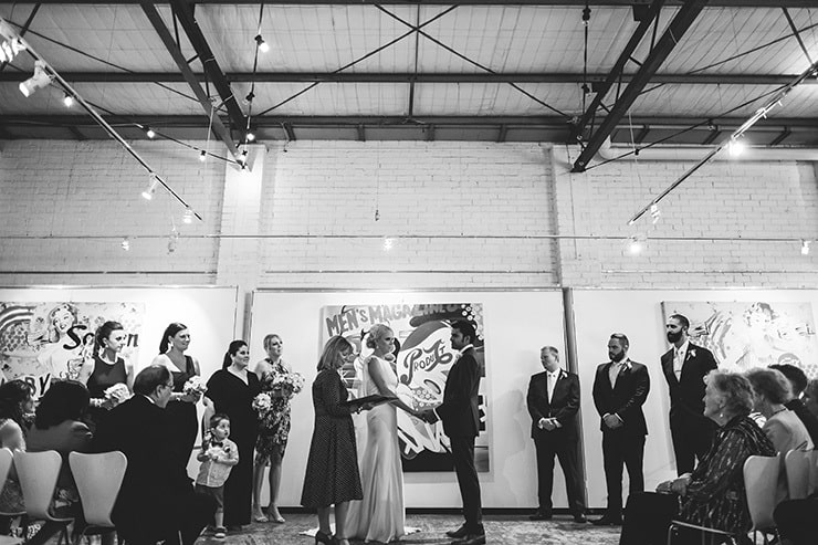 Industrial-Art-Gallery-Wedding-Ceremony-Vows-2