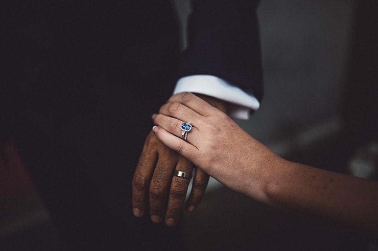 Industrial-Art-Gallery-Wedding-Rings