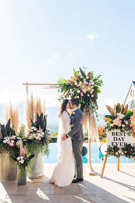 Intimate Boho Wedding |Andrew Clifforth Photography