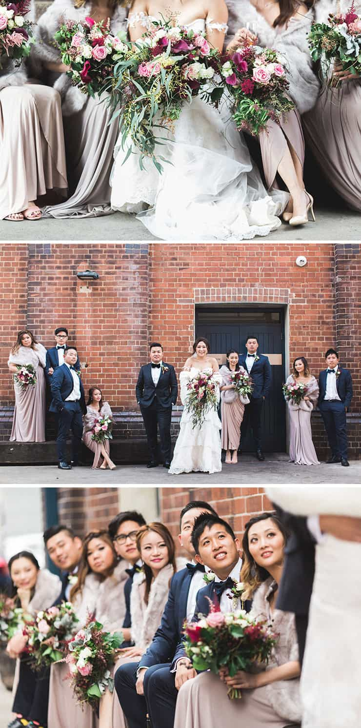 Bridal Party Outfit Ideas | Two Peaches Photography