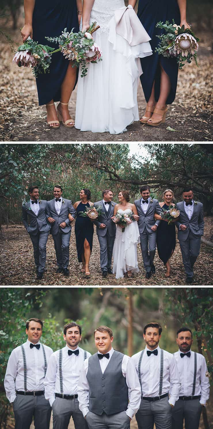 Bridal Party Outfit Ideas | Kate Drennan Photography