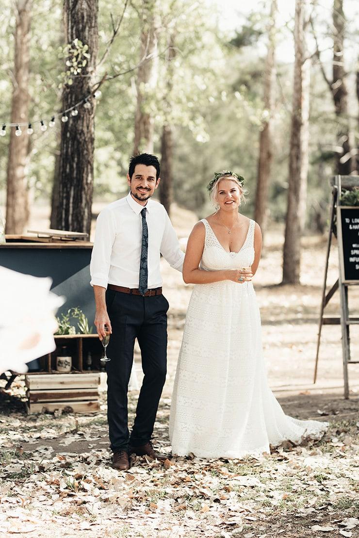 Laid Back Boho Wedding |Jack Henry