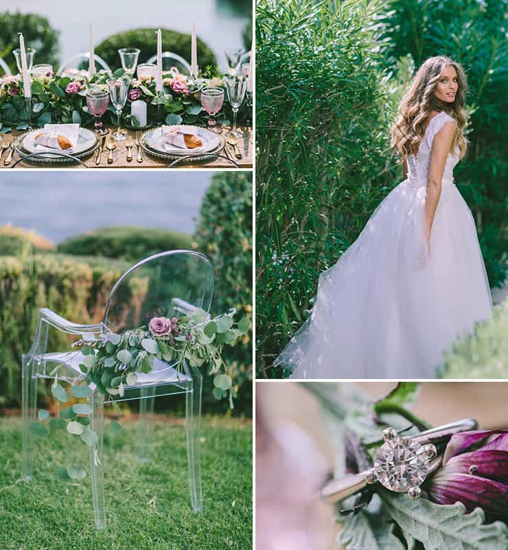 Top Wedding Bloggers Share Their Favourite Inspiration | George Pahountis via Love4Wed