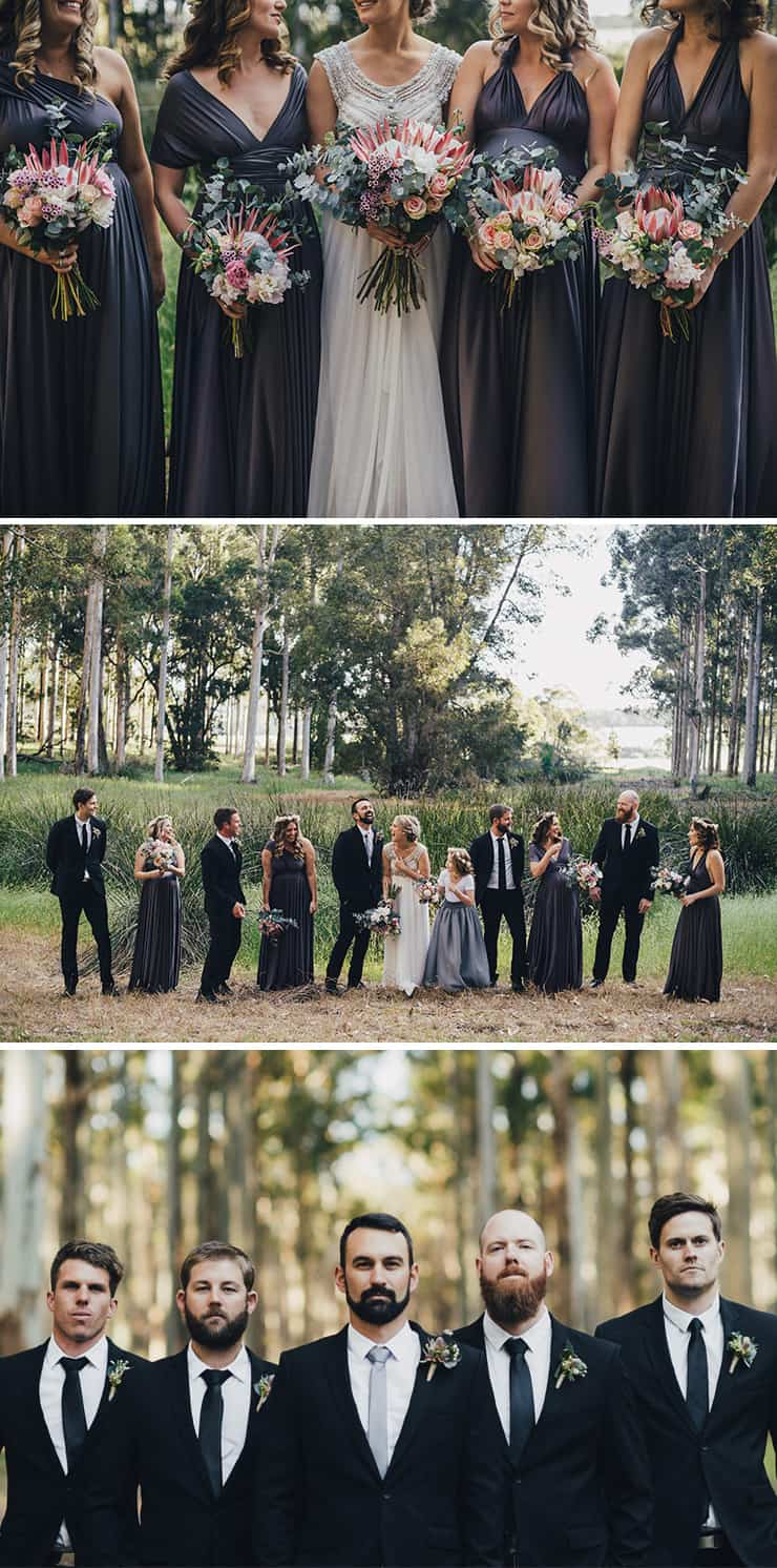 Bridal Party Outfit Ideas | iZO Photography