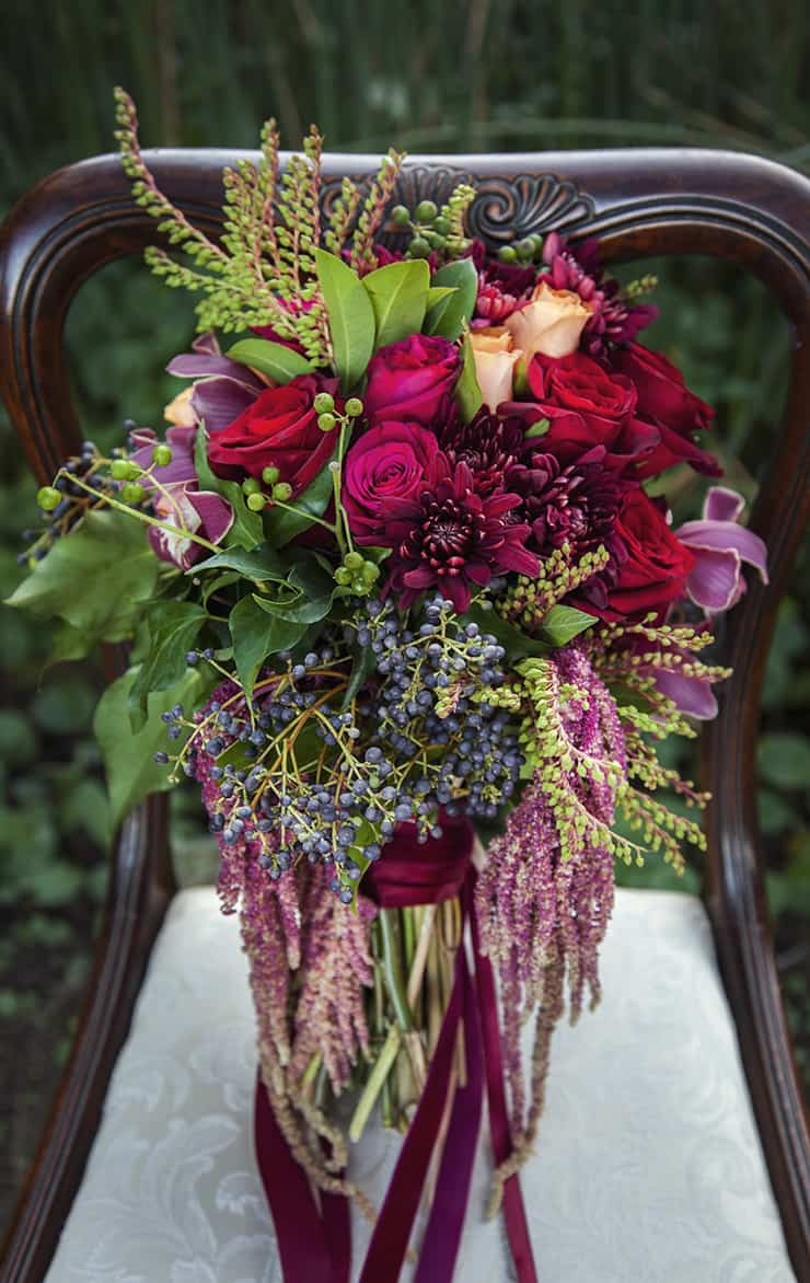 Sensational Bridal Bouquets | Taylor Mitchell Photography