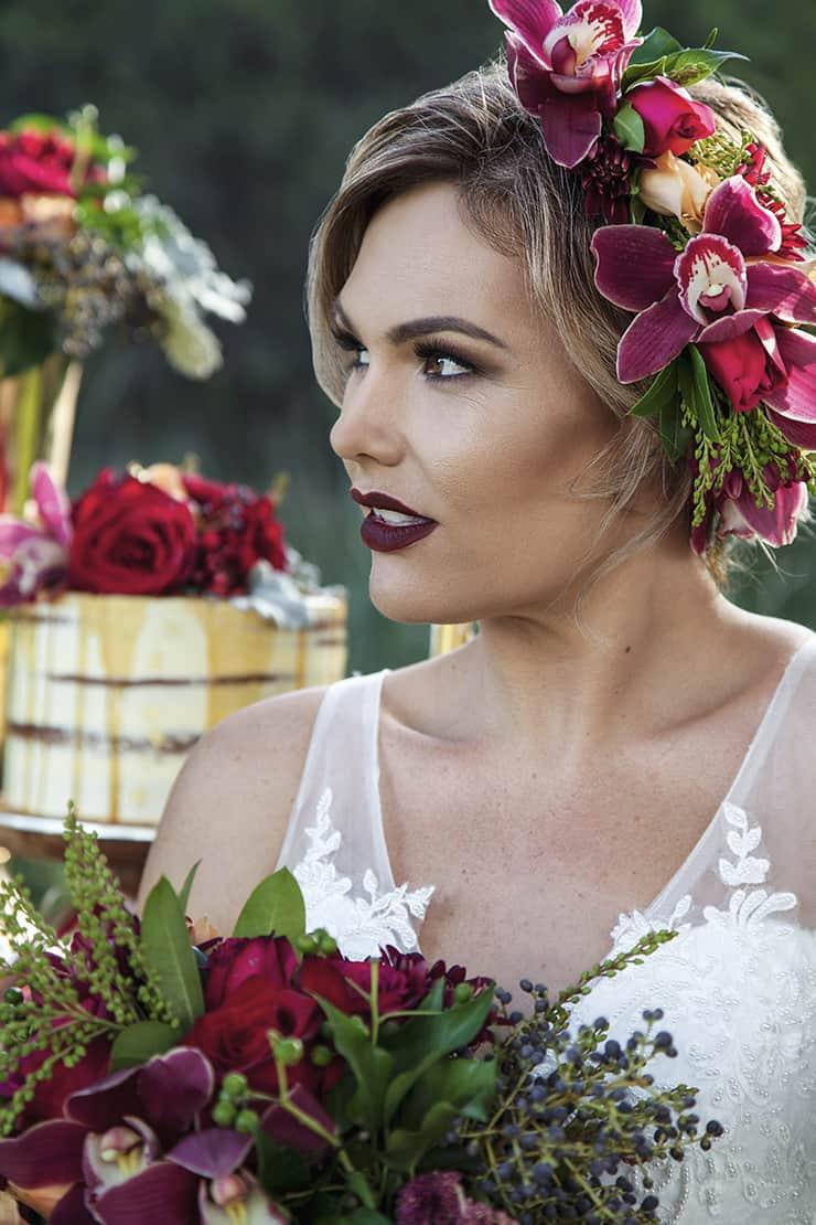 Lush Autumn Wedding Inspiration