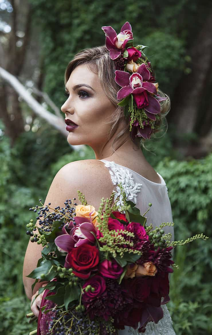 Lush Autumn Wedding Inspiration