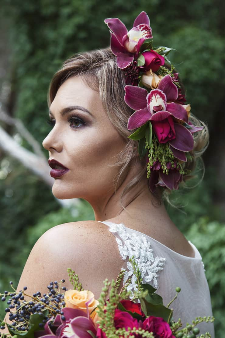 Heavenly Wedding Hair Ideas | Taylor Mitchell Photography