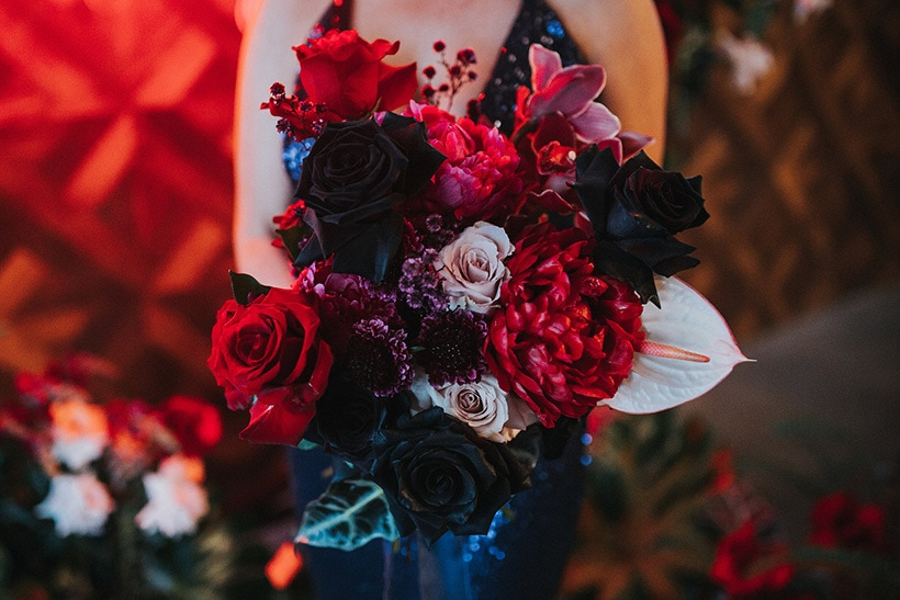 Lush Modern Wedding Inspiration | White Fox Studios