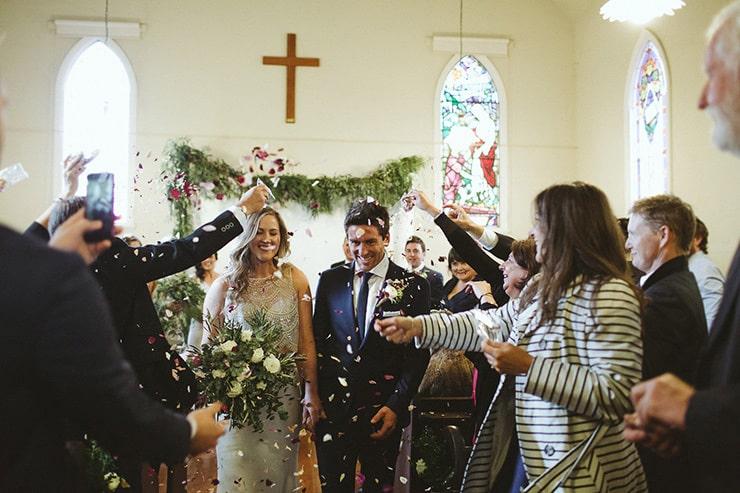 Lush Olive Green and White Winery Wedding   Sarah Godenzi