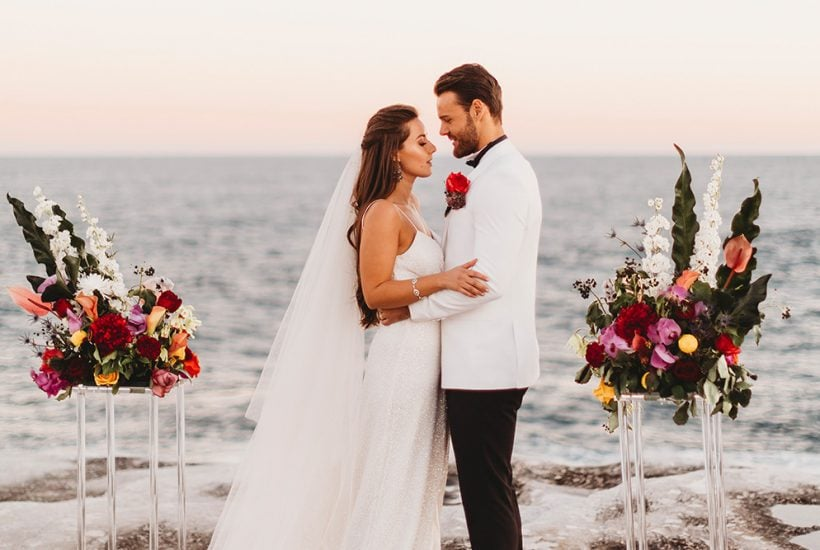 Luxe Coastal Wedding Inspiration