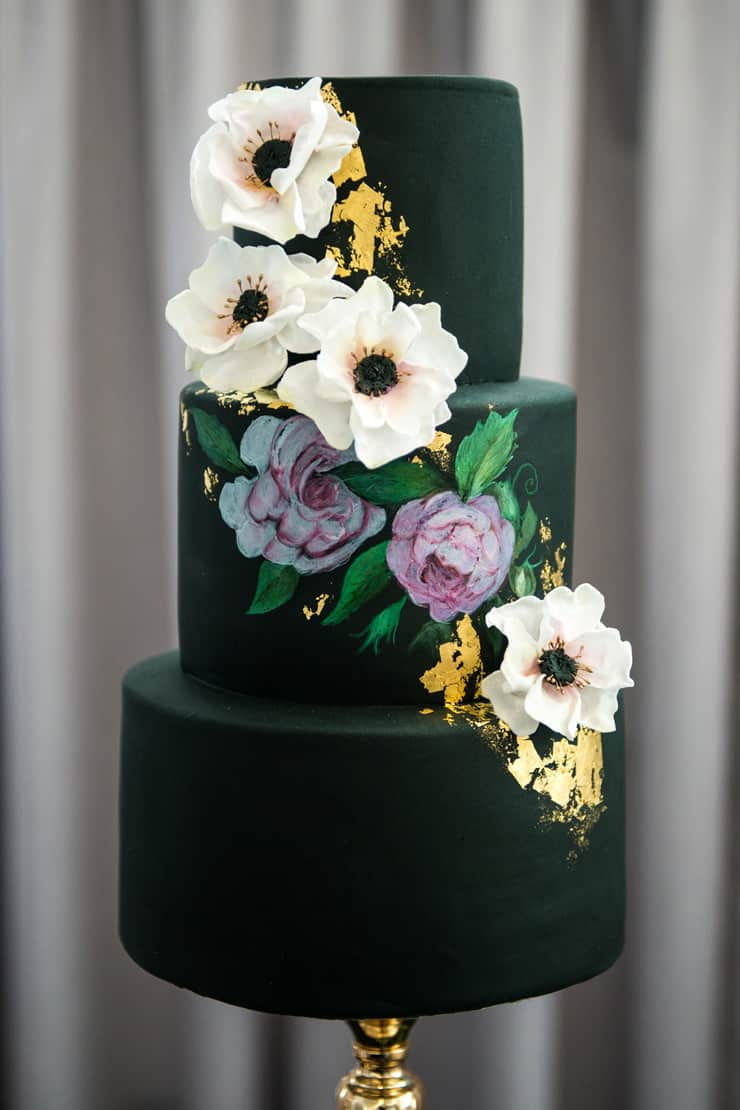 Creative Wedding Cakes | Natasha Dupreez Photography