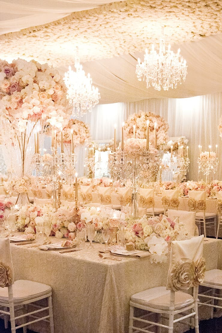 table decorations wedding reception luxurious wedding reception inspiration 7900