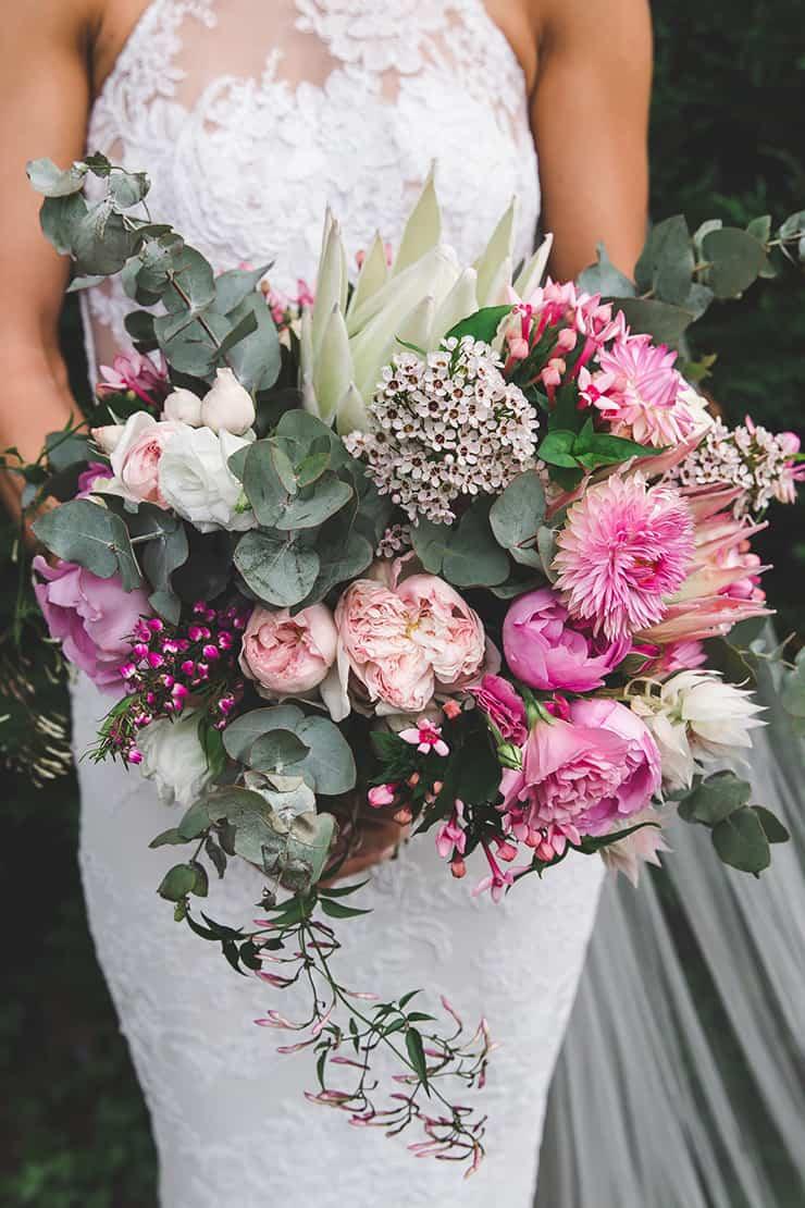 Sensational Bridal Bouquets | Angela Rose Photography
