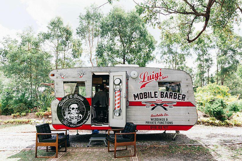 Supplier We Love: Mobile Barber Shop