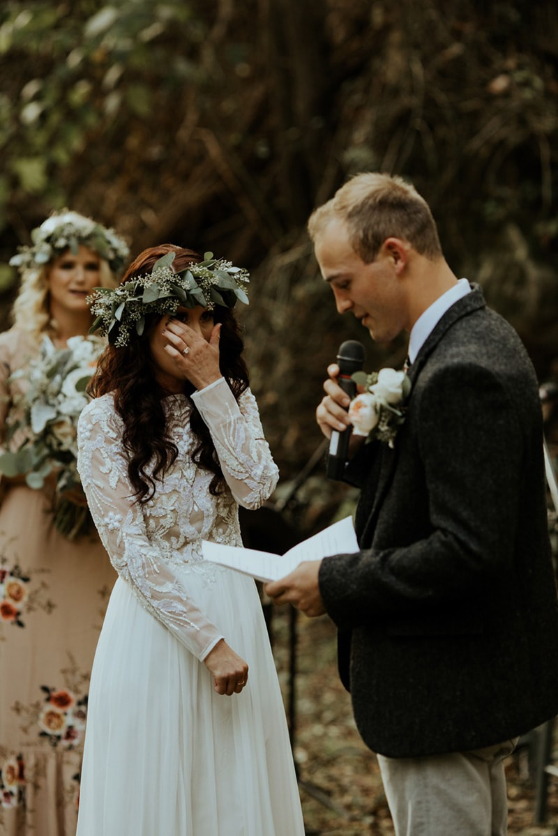 Modern Alternatives to Traditional Wedding Vows | Photography: Trin Jensen Photography