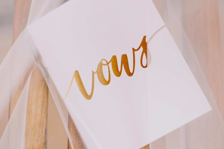 Modern Alternatives to Traditional Wedding Vows