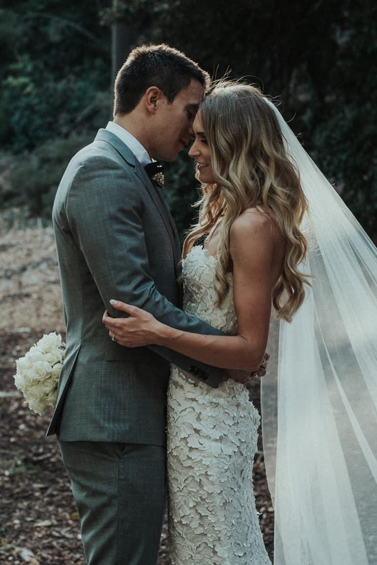 Modern-Black-White-Urban-Wedding-Bride-Groom