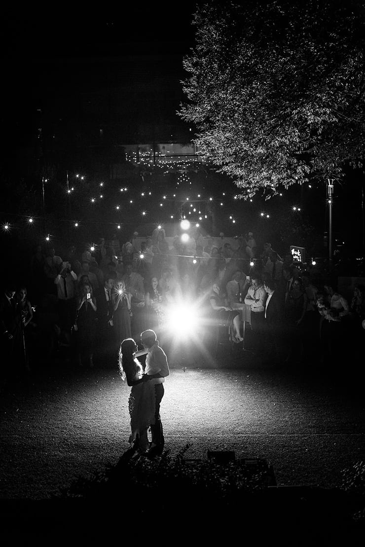 Modern-Black-White-Urban-Wedding-First-Dance