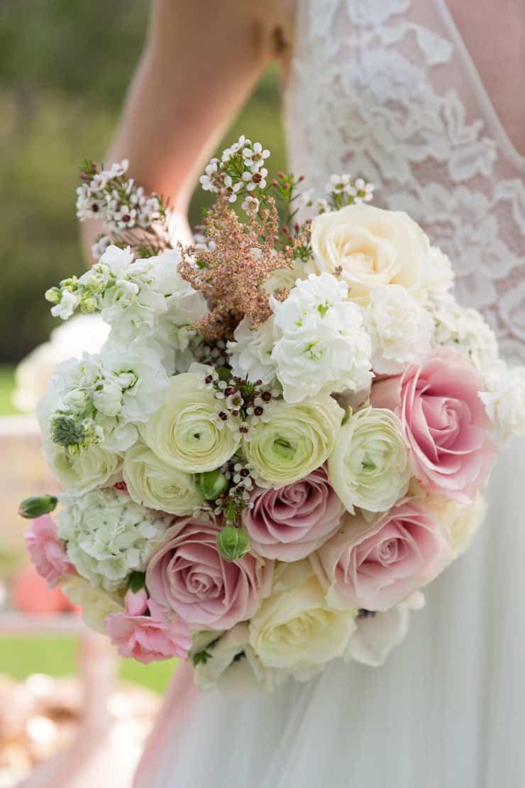 Modern Fairy Tale Wedding Inspiration