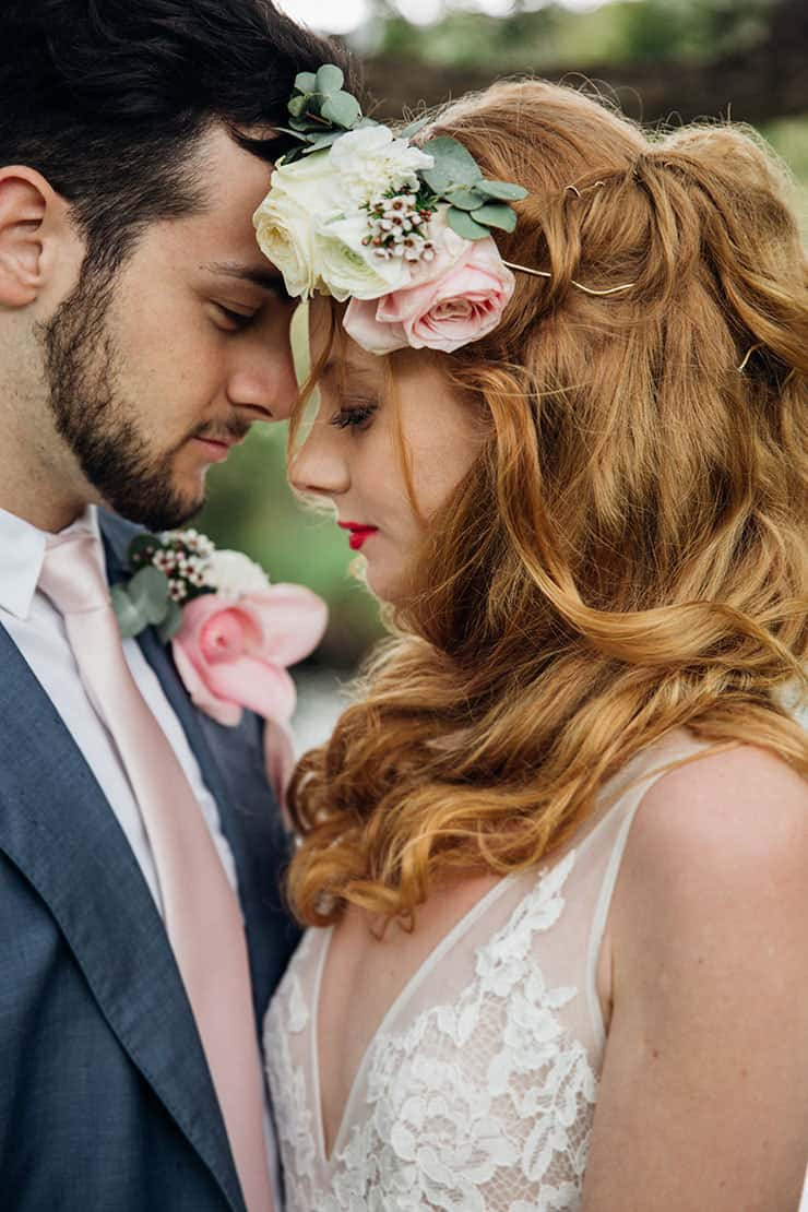 Modern Fairy Tale Wedding Inspiration | Lee Calleja Thomas Photography