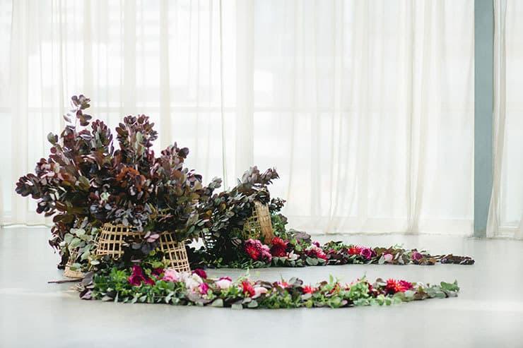 Modern Restaurant Wedding Inspiration