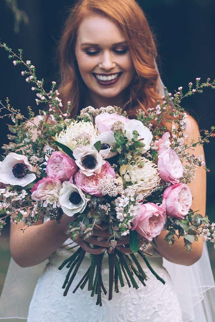 Sensational Bridal Bouquets | Kristie Carrick Photography